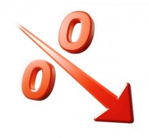 Самые низкие процентные ставки по кредитам 2013